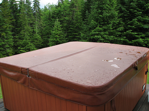 Hydrogen Peroxide for Hot Tubs